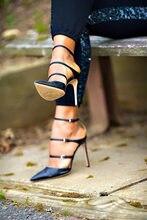 women shoes sexy high heels sapato feminino pumps ladies shoes chaussure femme roman black shoes woman high heel peep toe 8169W