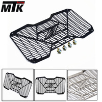 Free Shipping Stainless Steel Motorcycle Radiator Guard Radiator Grille Cover For KAWASAKI Z650 2017