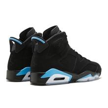 Original New Arrival Authentic NIKE Air Jordan 6 Retro UNC Men's Basketball Shoes
