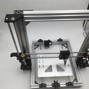 Image 5 - Spedizione Gratuita! Funssor AM8 3D Stampante tutto In Metallo meccanico Kit Completo per Anet A8 aggiornamento (Naturale)