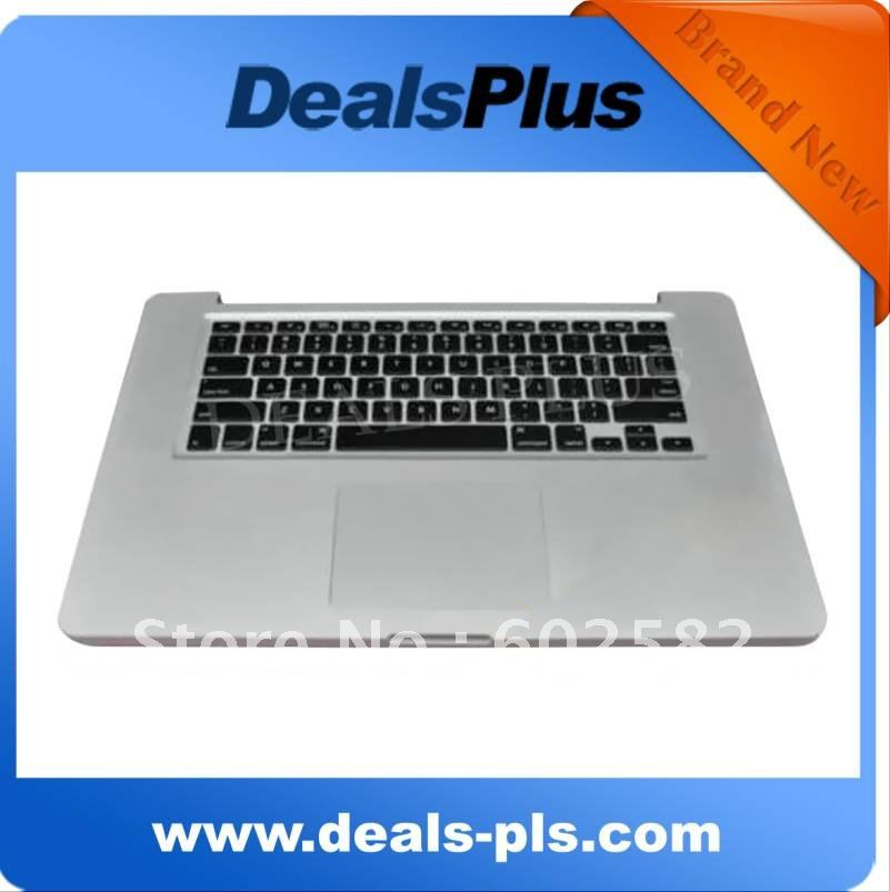 FOR New MacBook Pro 15 Unibody A1286 Top Case & Touchpad & US Keyboard Year 2010