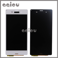 5 2 For SONY Xperia Z3 Assembly Full LCD Display Touch Screen Digitizer Replacement D6603 D6633
