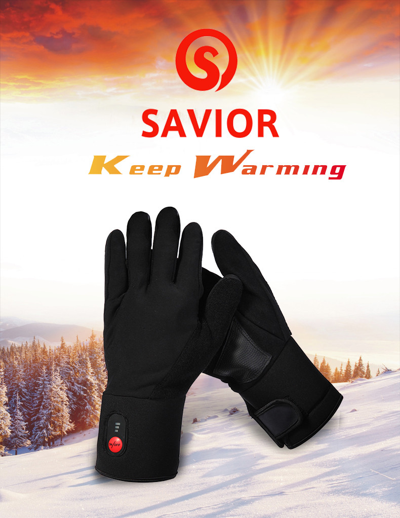 Motorcycle Hunting Skiing Gloves (2)