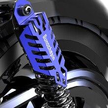 Мотоциклетные передние амортизаторы вилки крышки труб зажимы многоцветный для Honda Yamaha Kawasaki Suzuki украшения