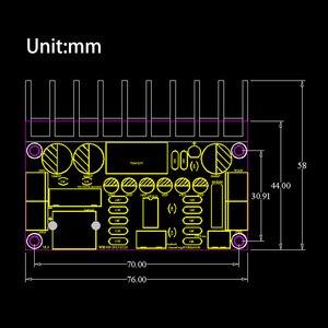 Image 5 - TDA7377 Power Amplifier 2.1 DIY kit 3 Channel Sound Audio AMP Board 12 18V DC