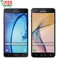 Original novo samsung galaxy on7 g6000 \ g6100 5.5 ''13mp quad core 1280x720 dual sim smartphone 4g lte desbloqueado móvel telefone