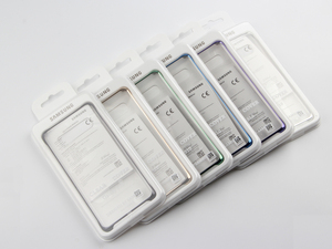 Image 5 - SAMSUNG orijinal telefon kapak için Samsung Galaxy S10 S10Plus S10 X S10E SM G9700 SM G9730 G9750 şeffaf sert kabuk telefon kılıfı
