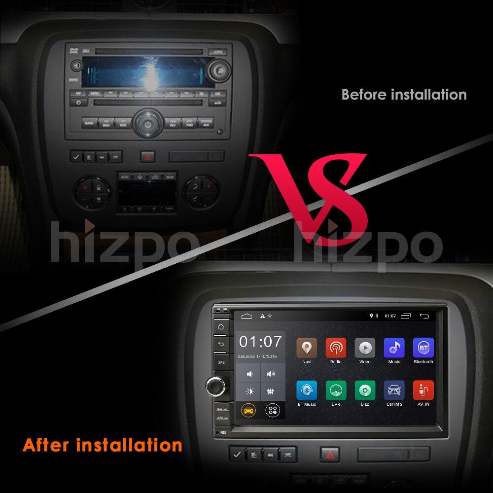 7 pulgadas Android 8.1 dab Radio de coche 2Din 4G Universal Bluetooth - Electrónica del Automóvil - foto 3