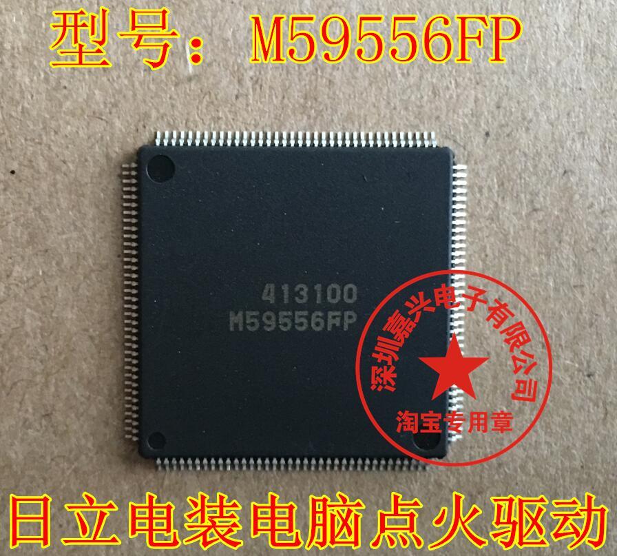 5PCS M59556FP M59556 TQFP144 Automotive Computer Board ICs For Hit achi Ni ssan Car Repair