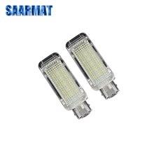 Coppia di LED Interni Luce Per VW Phaeton Sharan Transporter Passat. CC. Car interior lighting
