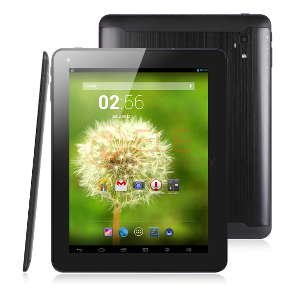 Pipo m6/M6 pro 3G Quad core Tablet PC 9.7 inch IPS Retina 2048x1536 RK3188 1.6GHz 2GB 32GB Android 4.2 HDMI