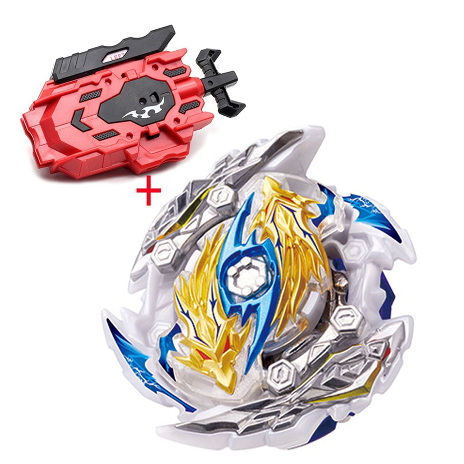 Tops Launchers <font><b>Beyblade</b></font> Burst <font><b>B</b></font>-144 Arena Toys Sale Bey Blade Blade Achilles Bayblade Bable Fafnir Phoenix Blayblade Bay Blade image