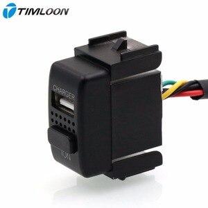2in1 Car 5V 2.1A USB Interface