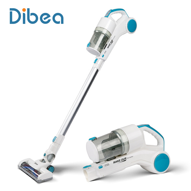 Dibea ST1601 New Handy Cordless Vacuum Cleaner With Cyclonic Technology  Light Weight 2 In