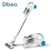 Dibea ST1601 Siklonik Teknoloji ile Yeni Handy Akülü Süpürge Hafif 2-in-1 Sopa ve Tutamak 7Kpa Emme