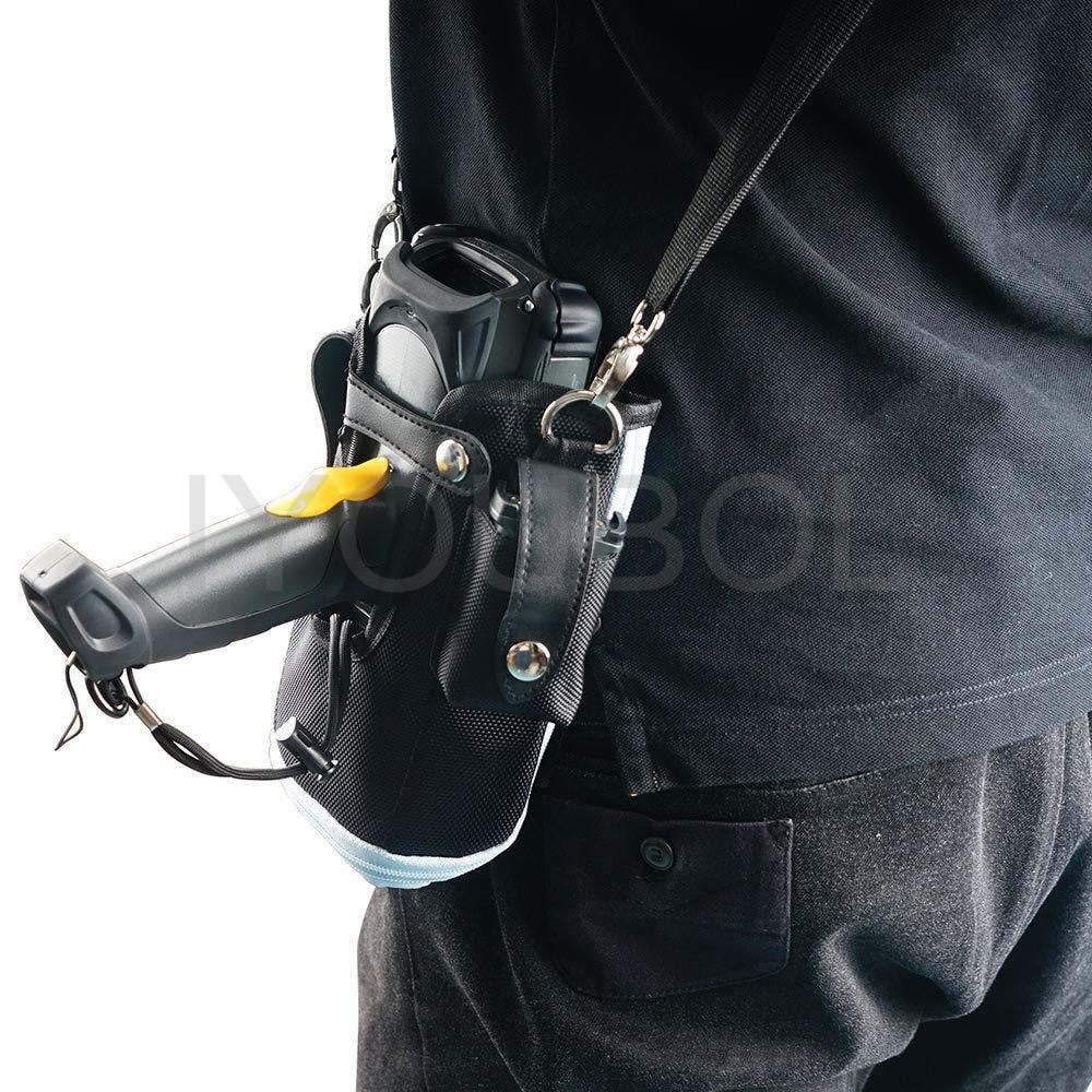 SG-MC9121112-0 Type 1R Scanner Gun Holster for Motorola Symbol M9090 MC9190 MC9290 MC9200 MC90XX Bar Code Scanner