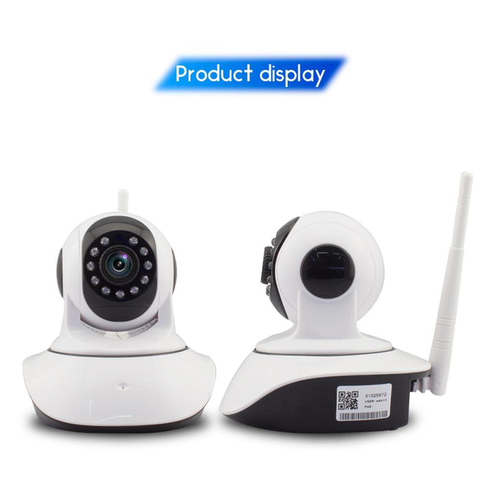 PUAroom indoor ptz pir onvif and wifi wireless ip cctv video security camera (4)