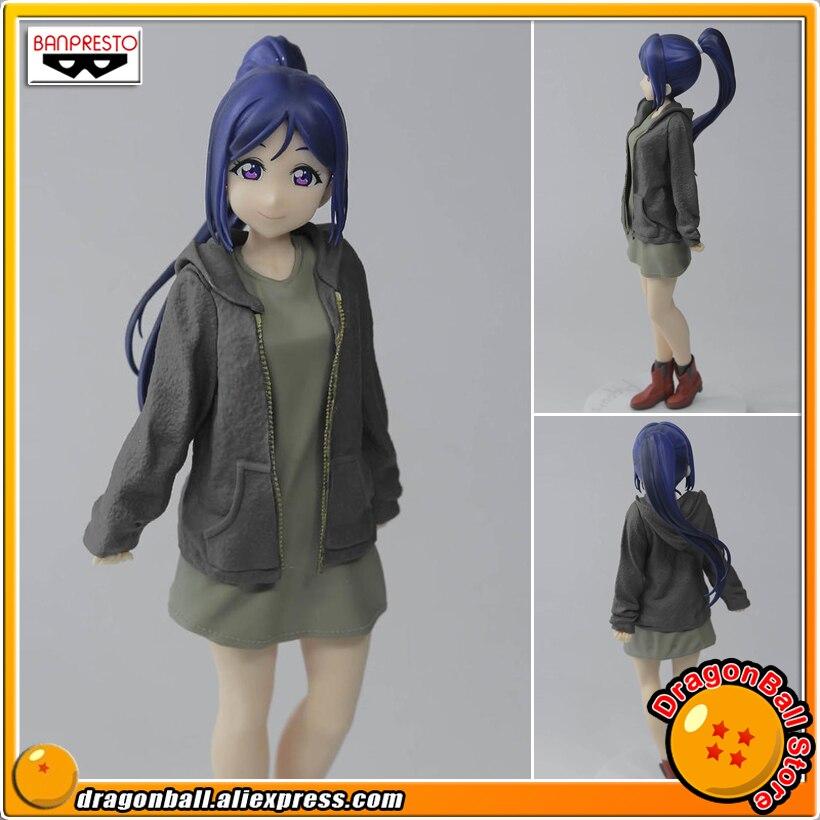 Japan Anime Love Live! Sunshine!! Original Banpresto EXQ Collection Figure - Kanan Matsuura II 2nd