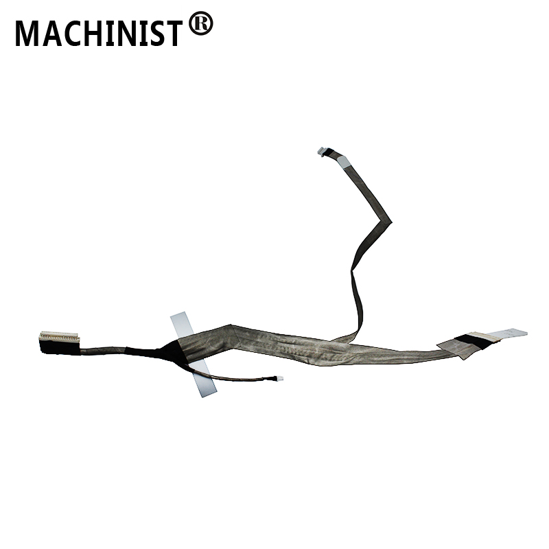 MACHINIST Video Screen Flex For Acer Aspire 5738 5338 5542G 5536 5236 Laptop LCD LED LVDS Display Ribbon Cable 50.4CG13.002