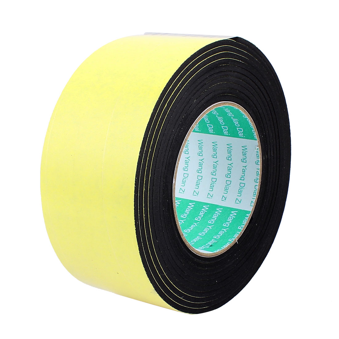 6Cm Width 4M Length 3Mm Thick Single Sided Sealing Shockproof Sponge Tape Other Areas Around The House Self-adhesive Application6Cm Width 4M Length 3Mm Thick Single Sided Sealing Shockproof Sponge Tape Other Areas Around The House Self-adhesive Application