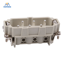 HSB-006-M Китай оптовая подвесные провода электроники подключения 6 Pins 35A 400 В Мужчина Тяжелых автомобильных Разъемов