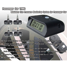 Inner sensor Wi-fi Tire Stress and Temperature Monitoring System wi-fi TPMS