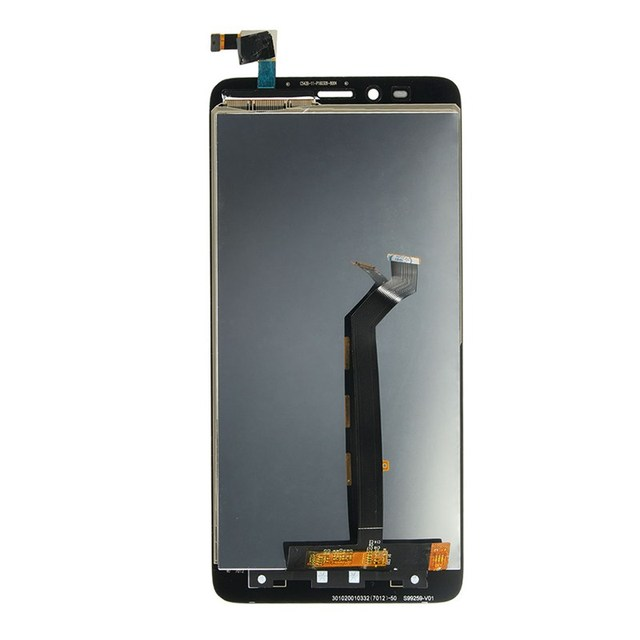 Replacement Full Touch Screen Digitizer LCD Display For ZTE Grand X MAX 2 LTE Z988 6.0'' Smartphone + Tool Black