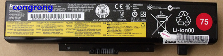 Laptop Battery For Lenovo B480 B485 B490 B580 B585 B590 B4400 B5400 V480 V480c V480s V490u V580 V580c M490s