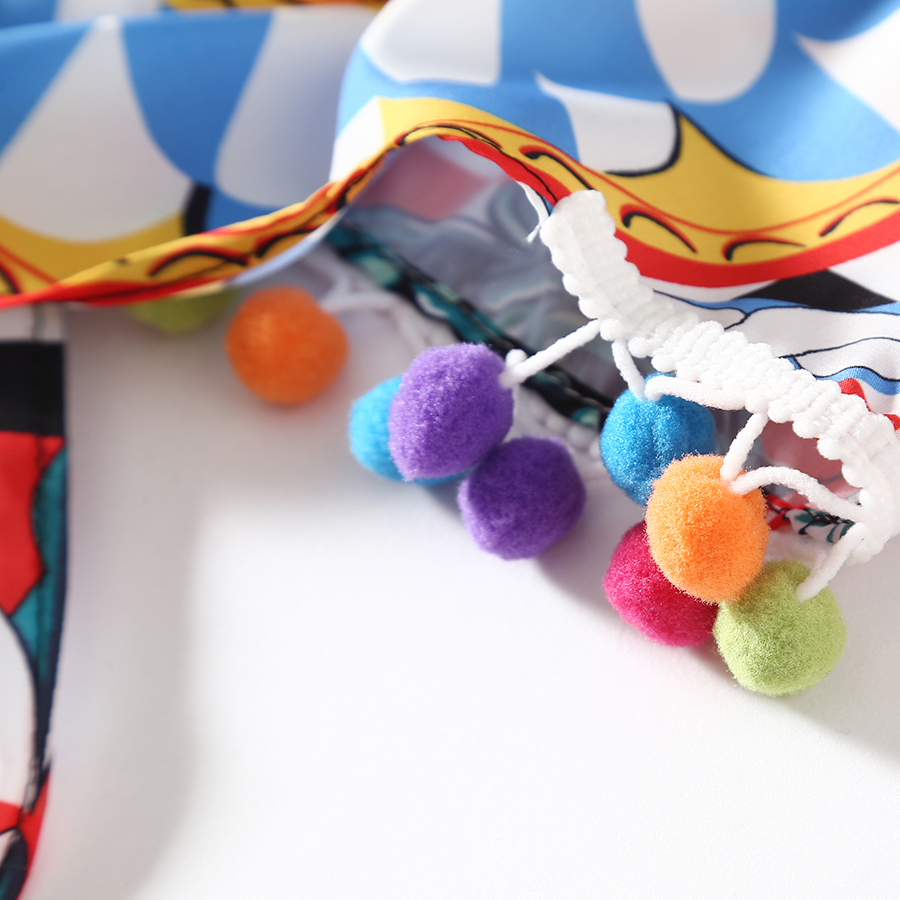 Femmes D'été Coloré Courte Écharpe À Longues Manches Mode Pantalon Imprimé Chemise De High Gland Street Midi Ensemble Seqinyy Spliced Costume f5q6wnE