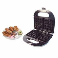 Multifunctional Waffle Maker EU Plug Home Muffin Machine Kitchen Use Updated Version Stainless Steel Auto Temperature