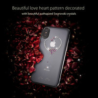 KINGXBAR For Samsung Galaxy S8 S8 Plus Phone Cases Star Series Diamond Plated PC Case Cover