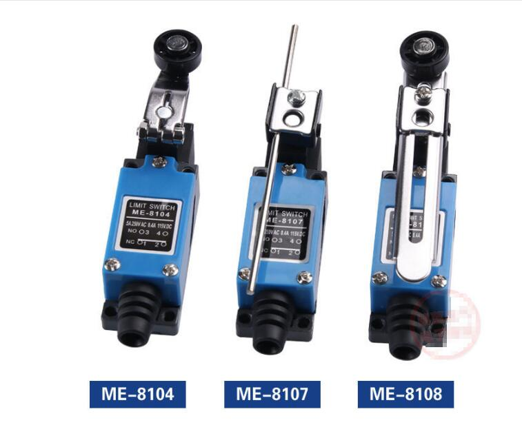 limit switch Travel switch ME-8108 TZ-8108 ME-8104  ME-8107 limit safety fixing ring position limit ring manual position limit