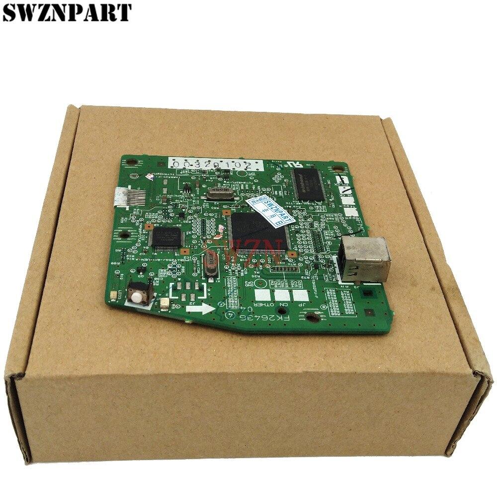 Placa Do Formatador Placa lógica Principal FORMATTER PCA CONJ MainBoard mother board para Canon LBP3010 LBP3018 LBP3050 LBP 3010 3018 3050
