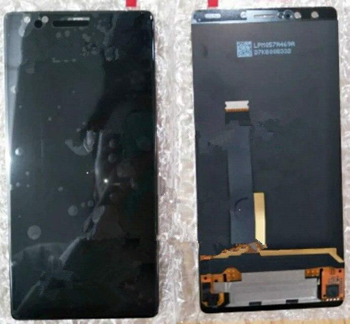 Сенсорный экран телефона в сборе для zte Нубия Z17S NX595J Мобильные аксессуары touch Панель Экран сборки