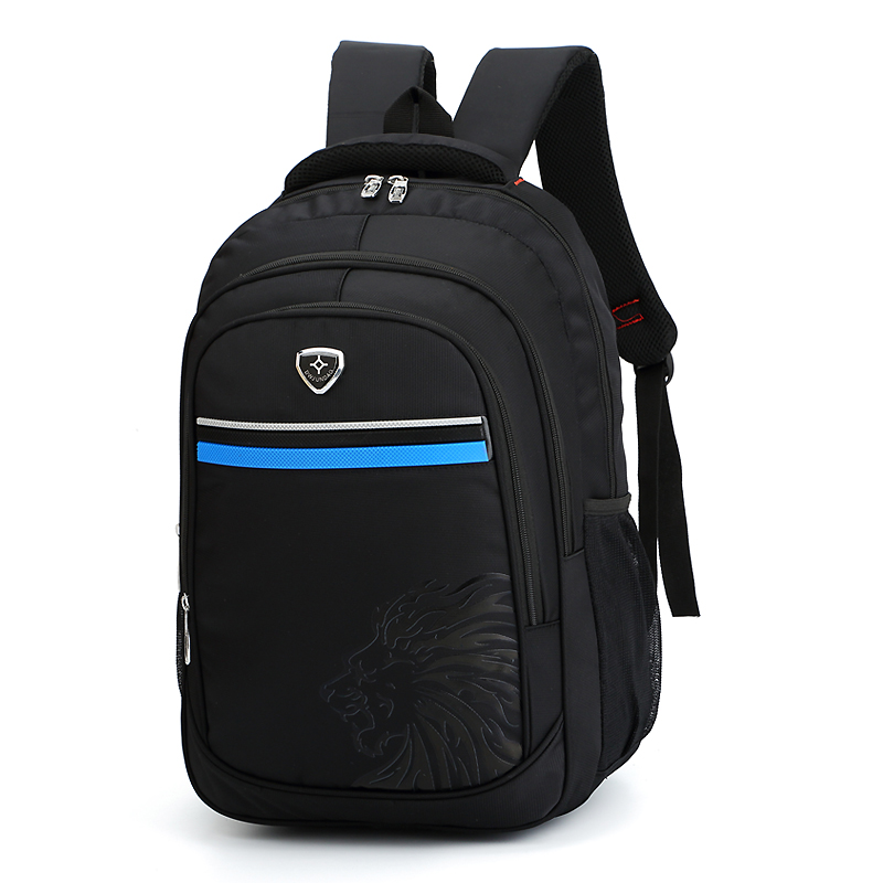 New Men Laptop Backpacks For Teenager Fashion Male Mochila Leisure Travel backpack Computer package College Students Schoolbag