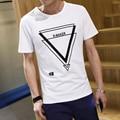 T aliexpress china cheap wholesale 2017 new Summer male o-neck slim men fashion casual short-sleeve T-shirt