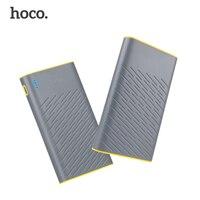 HOCO B31 20000mAh 18650 Power Bank Portable Dual USB 5V 2 1A Mobile Phone Charger External