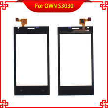 For OWN S3030 3030 Touch Screen Mobile Phone Touch Panel Free Shipping And Tools