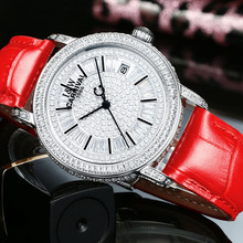 Carnival Brand Top Luxury Watch Women Star Series Miyota  Automatic Mechanical Watches Waterproof Leather Fashion Watch