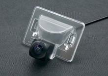 Fisheye Lens 1080 P MCCD Starlight Impermeabile Macchina Fotografica di retrovisione Inversione di Sostegno Della Macchina Fotografica PER MAZDA 5 2006 2007 2008 2009 2010 Auto