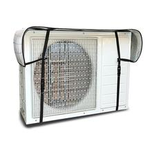 Universal Summer Air Conditioner Sunshade Sun Protection Waterproof Sunshade Top Leaf Guard Thermal Insulation Board цена