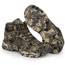 Tactical Boots Training-Shoes Combat Outdoor Winter Camouflage High-Help Special