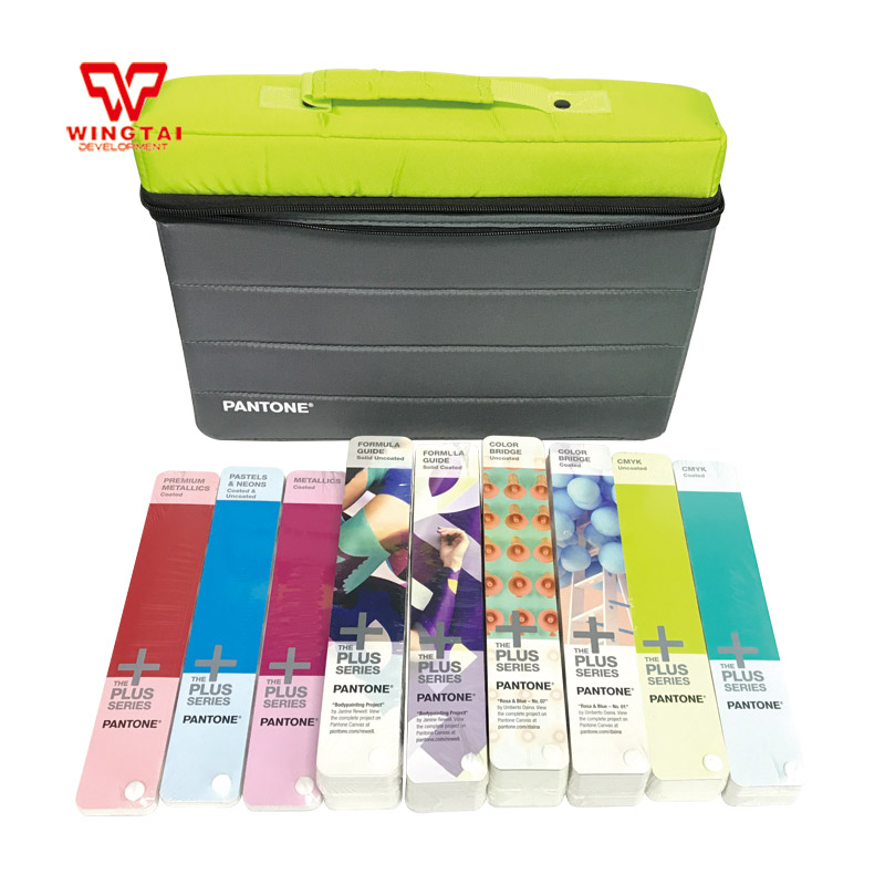 9 Books/Set GPG304N Pantone RGB Color book Portable Guide Studio Color Guide Set 2 books newest 2868 colors guide set gp5101 c u usa cmyk pantone color guide