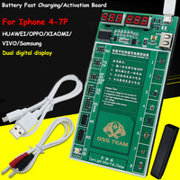 New Phone Battery Fast Charging And Activation Board For IPhone 7 7Plus 6 6s 5 5s
