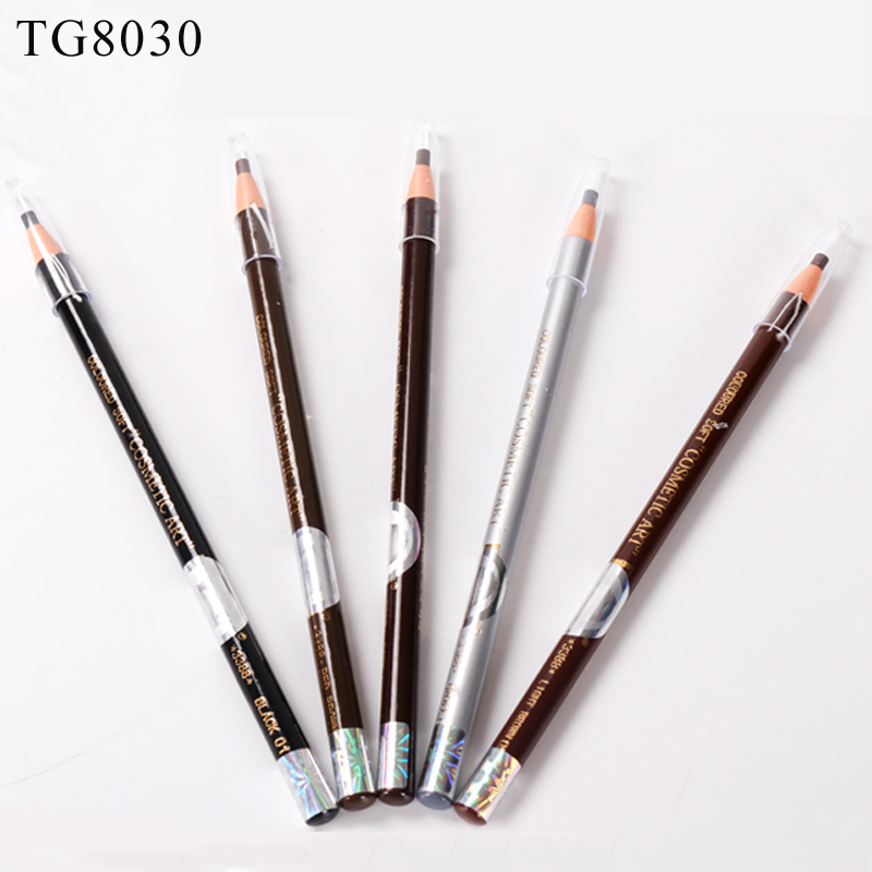 12pcs/lot Waterproof Eyebrow Pencil For Permanent Makeup Cosmetic Hot Sale 5 Color Eyebrow Tool Microblading Accessories Supplie