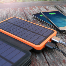20000mAh Power Bank Solar Power Bank Phone External Battery Solar Charger for iPhone 6 7 8 X Xs Xr iPad Samsung LG HTC Sony ZTE. цена