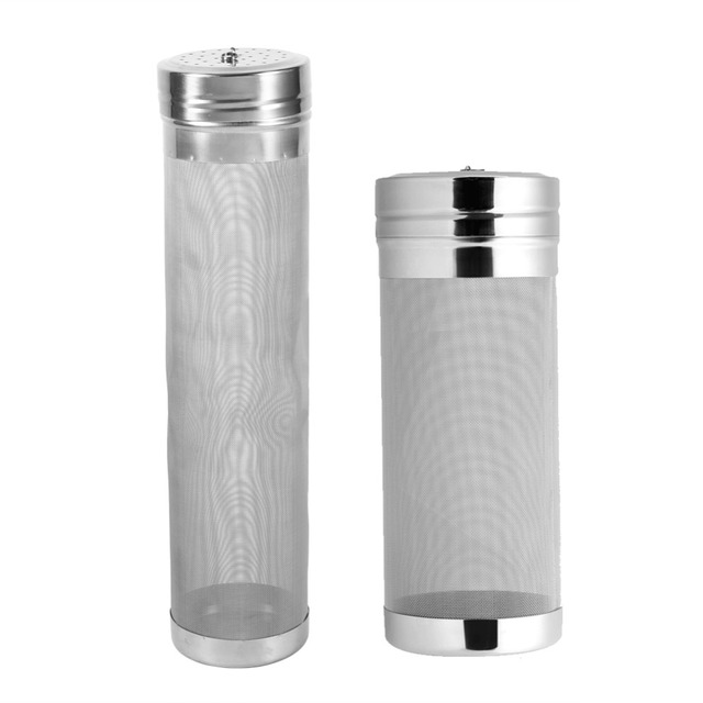 300 Micron Stainless Steel Hop Spider Mesh Beer Filter 1