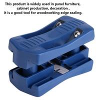 Cabeça de madeira e cauda aparar carpenter 9.5x4.8 plástico borda dupla aparador de fita conjunto máquina ferragem carpintaria ferramenta mão|Conjuntos ferramenta manual| |  -