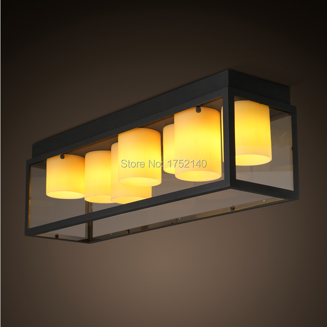 Candle candlestick ceiling light loft style glass tieyi iron lamp candle candlestick ceiling light loft style glass tieyi iron lamp artificial dolomite shade living dinning aloadofball Image collections