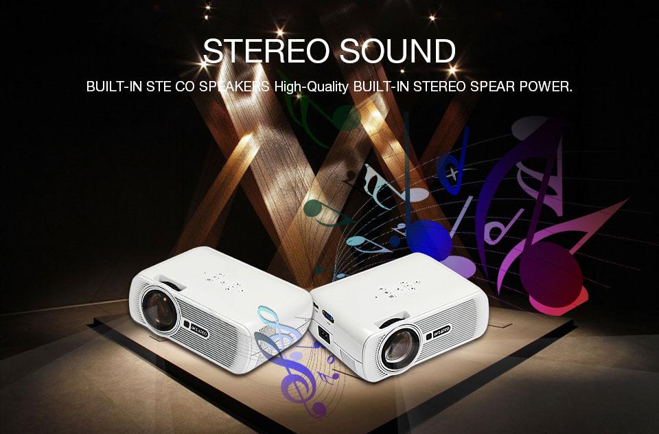 3D Android HD テレビプロジェクターサポートフル 15